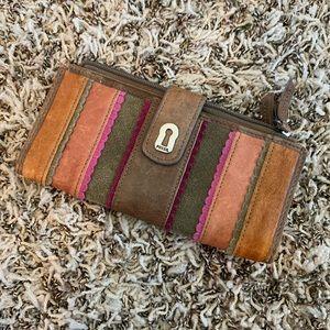 FOSSIL Multicolor Wallet